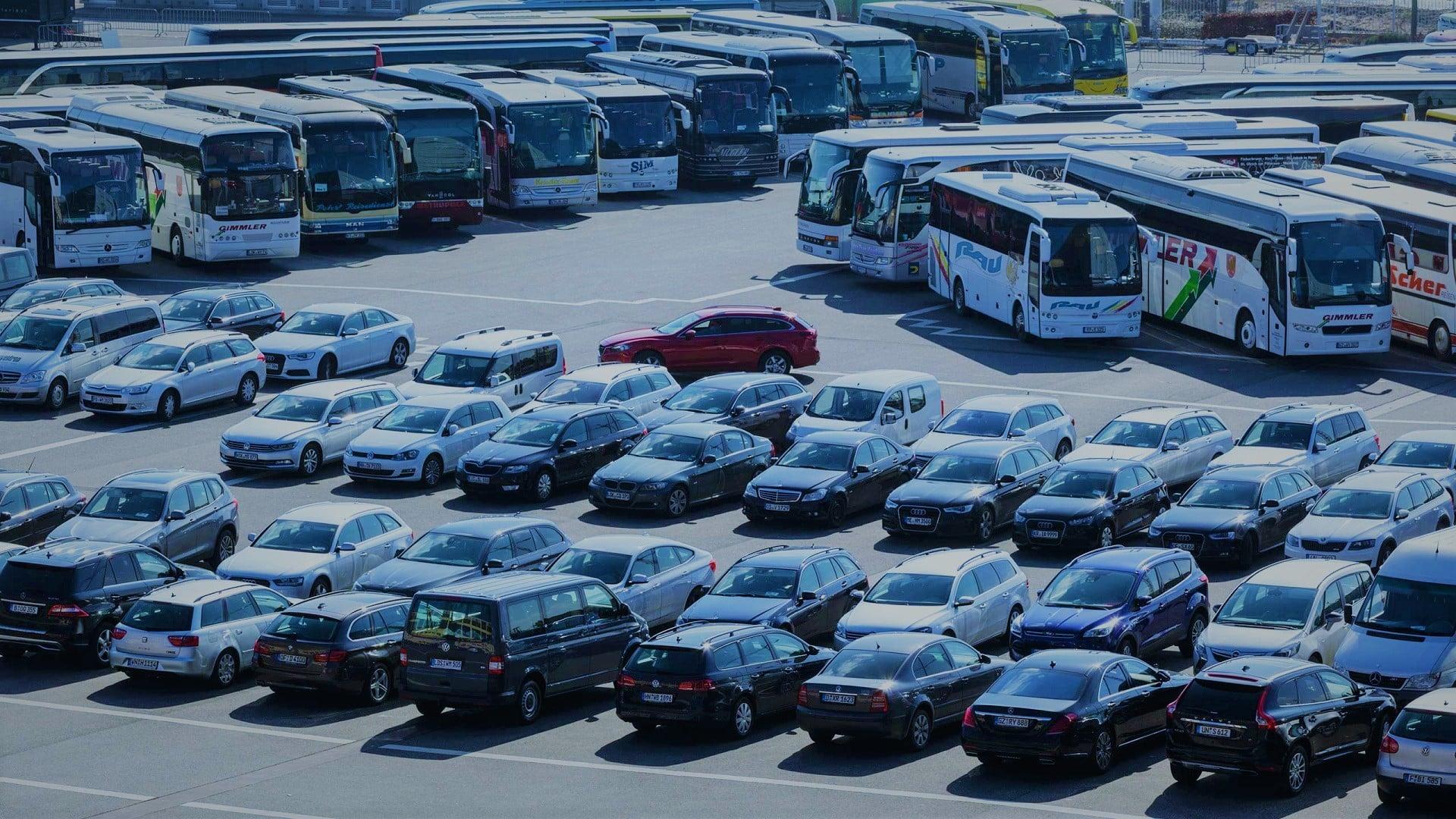 parking lot security