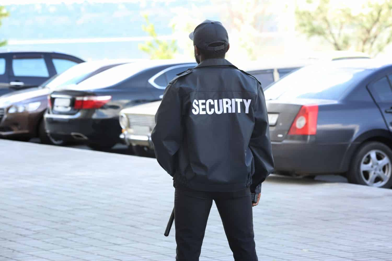 parking lot security guard services